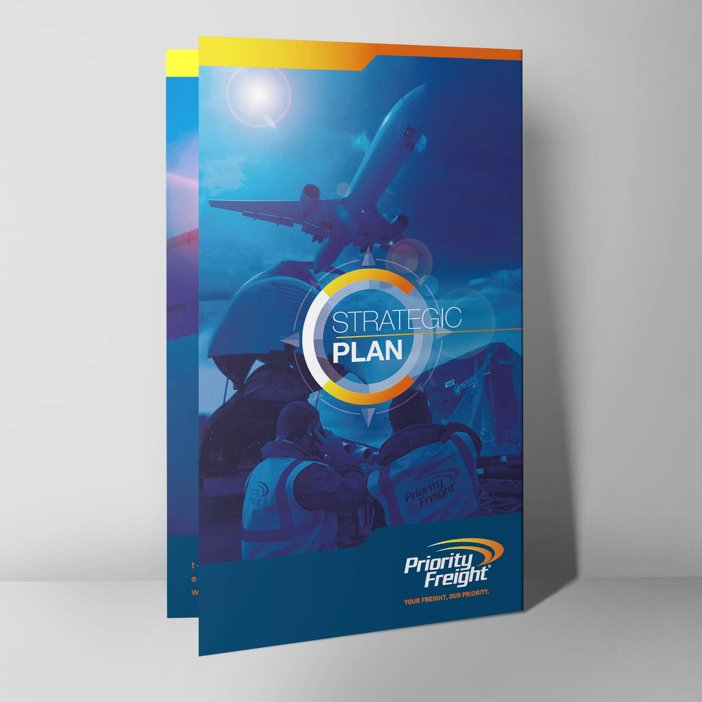 Priority Freight Strategic Review Printed Copy