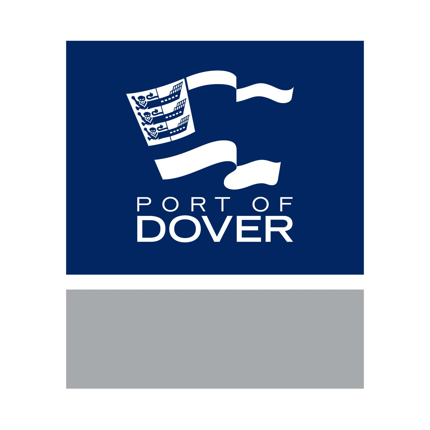 Port of Dover Brand Logo