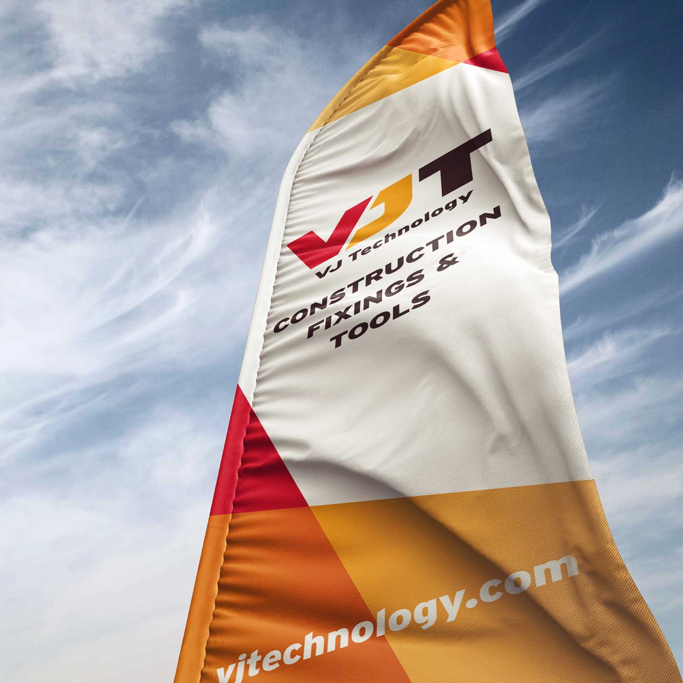 VJ Technology Gof Day Flag