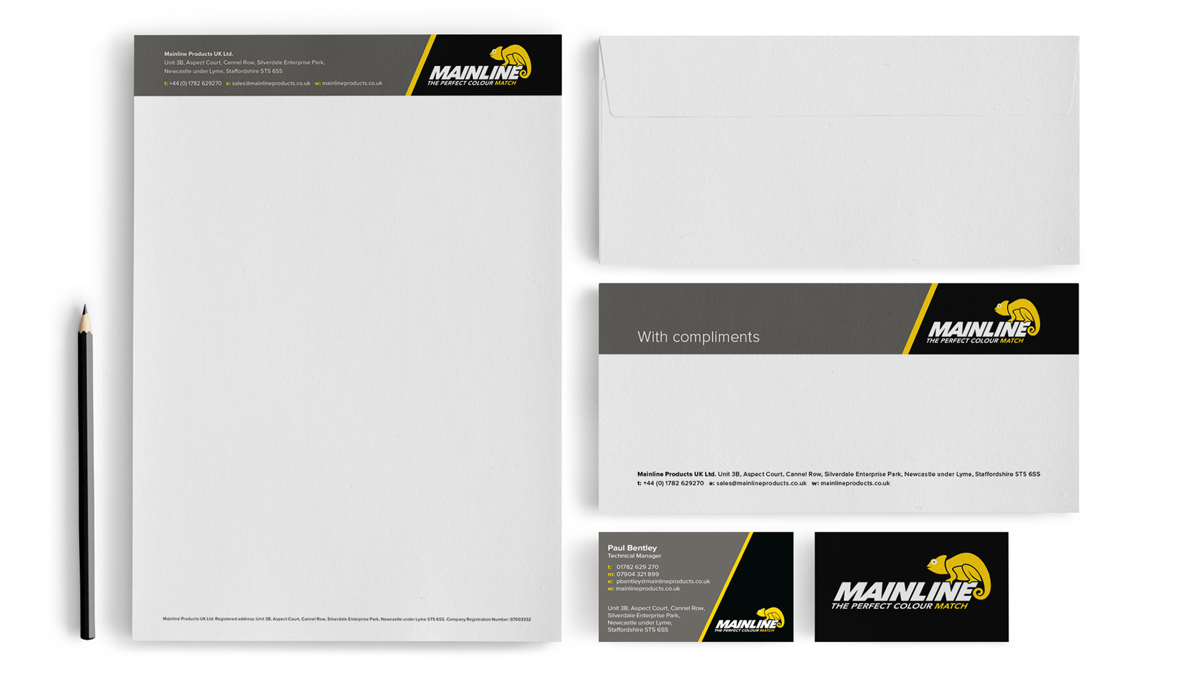 Mainline Stationery