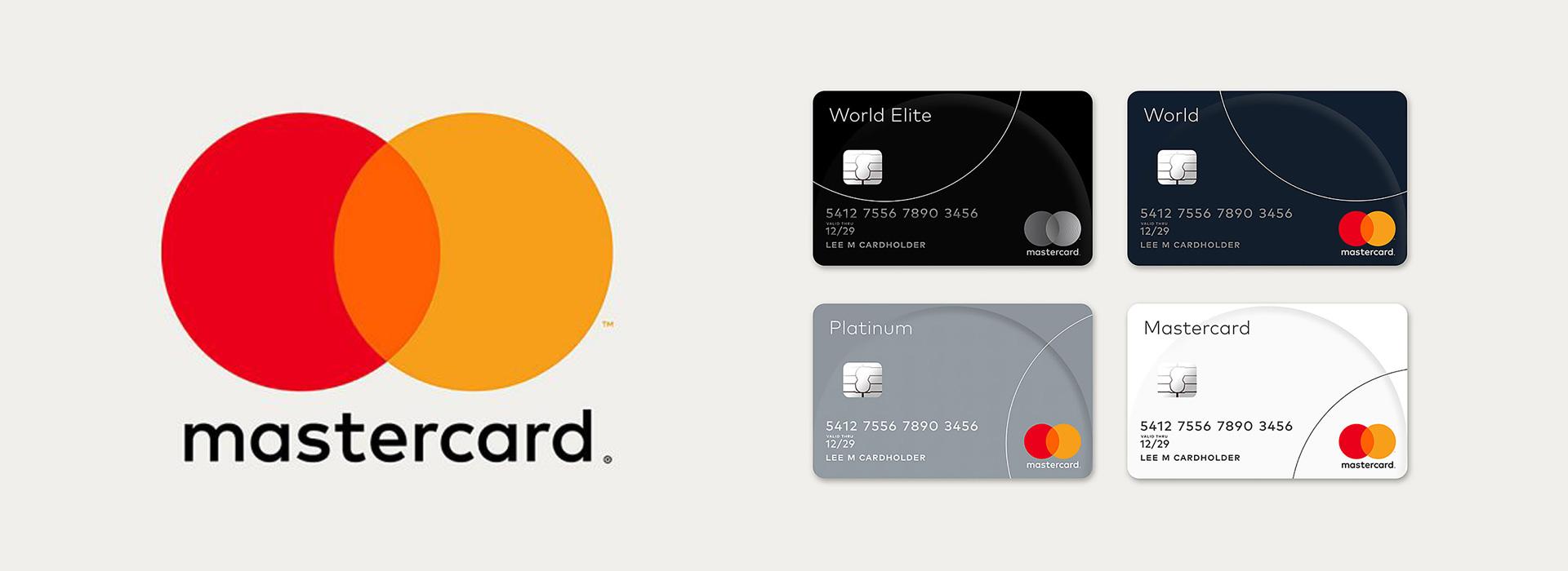 Mastercard Brand Identity