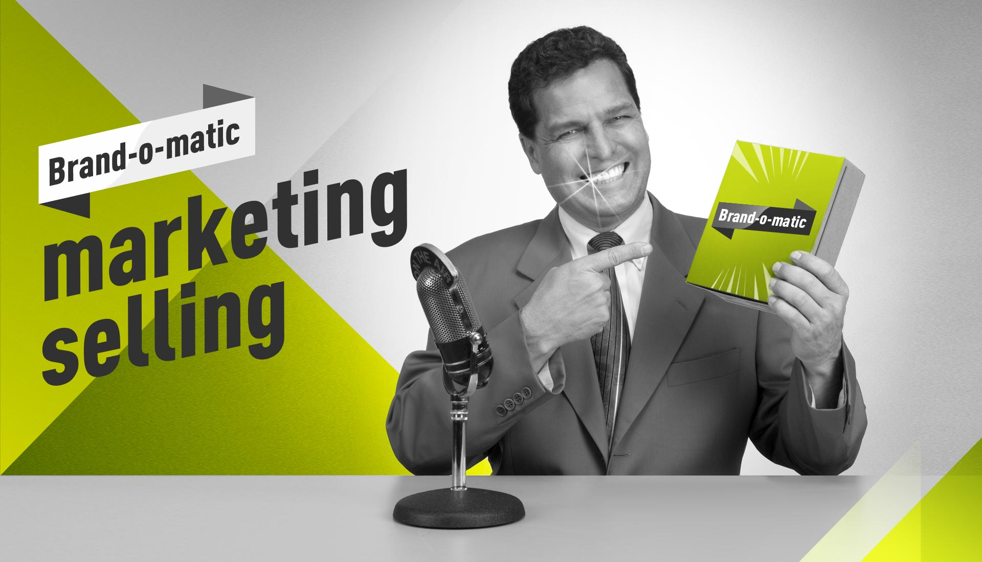 Brandspace - marketing and selling