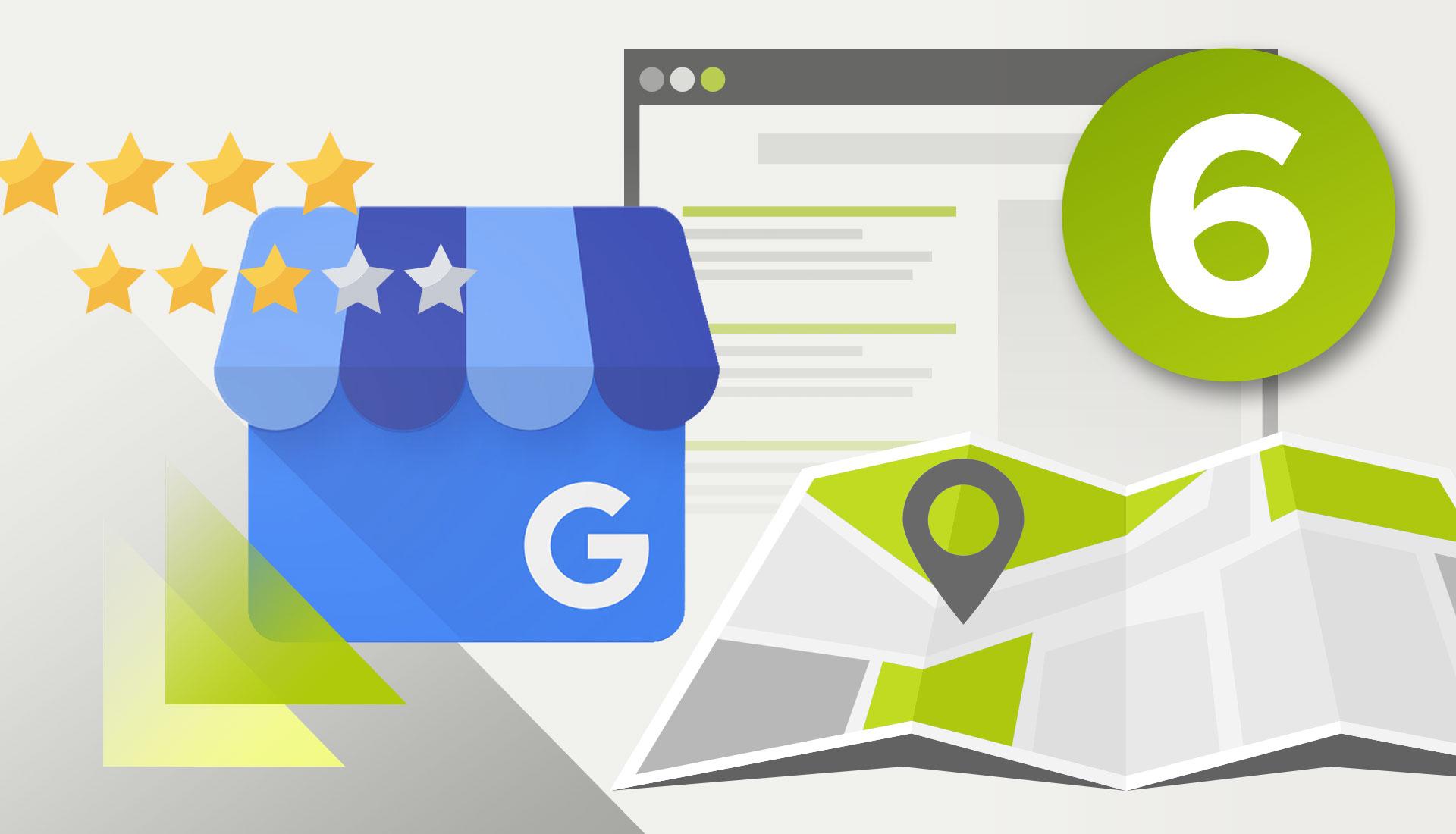 Brandspace - 6 advantages of-listing on google business